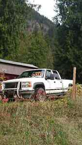 1997 GMC C/K 3500 Sle full load Pickup Truck