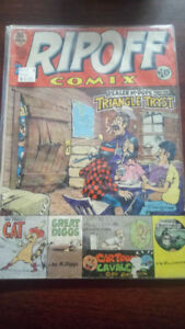 Rip Off Comix, Issue #7, 1980