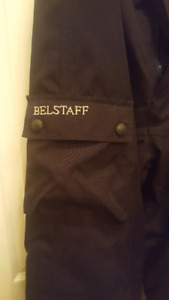 Belstaff Cordura Insulated Motorcycle Trousers Size: 32/30