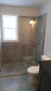Renovations, Bathrooms and New Construction