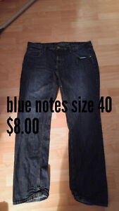 Mostly mens jeans