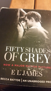 Fifty Shades of Grey Audio CD