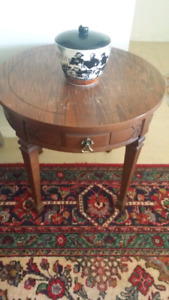round side table $10