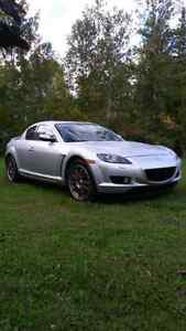 2004 rx8 6 speed no rust
