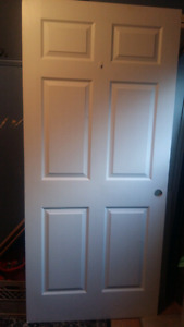 36 inch interior door for sale