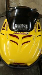 three sleds for sale