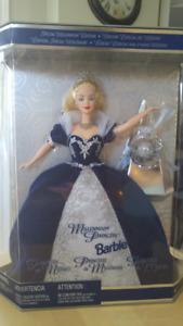Barbie - 1999 Millennium Princess Blonde