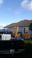Garbage removal / demolition