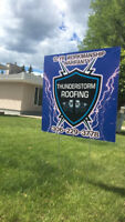 Thunderstorm Roofing