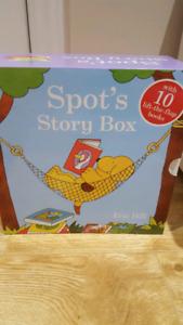 Spots story books
