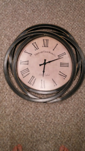 24 inches wall clock