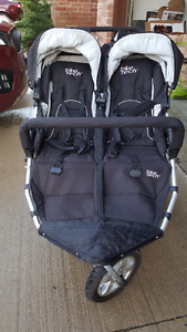 double stroller from Tike Tech City X3