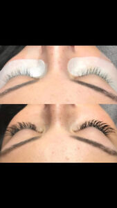 PROMOTION!!!! EYELASH EXTENSIONS!! UNLIMITED COUNT!!!