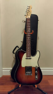 Fender American Deluxe Telecaster - $1500 - Excellent Condition