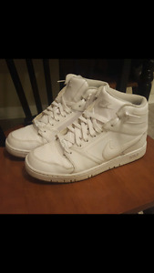 Size 10  Nike Air Force 1