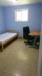 $300 for room rental June-August