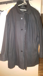 Men's xxl coats and sweaters.