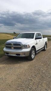 Dodge Ram longhorn laramie