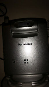 2 x Panasonic Wireless Cameras for Home Phones