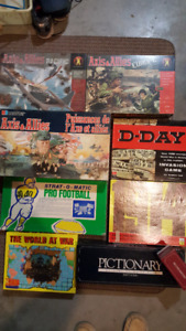 Axis and Allies and others