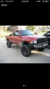 Looking for a 4x4 truck or jeep