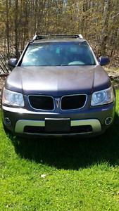 2007 Pontiac Torrent FW V6 AS IS