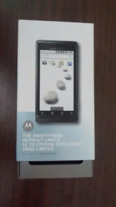 Motorola Milestone-Telus/Koodo/Public Mobi Brand-New sealed-box