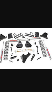 lift kit ford f350 f-350 rough country **** neuf*****Brand New