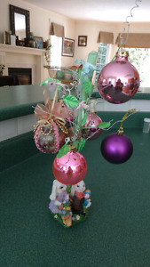 "18"" Easter Tree With  Ornaments"