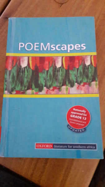 Poemscapes book