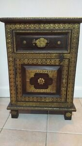 Thai Style Cupboard with Drawer and Door (Great Condition)