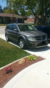 2013 Dodge Journey SXT SUV, Crossover