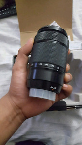 Fuji 50-230mm zoom lens (New Condition)