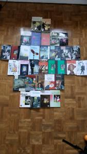 Livres de français et littérature de cégep et secondaire