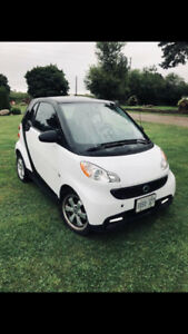 2015 Smart Fortwo Coupe (2 door)