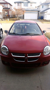 For Sale 2005 Dodge Neon $1100 Firm