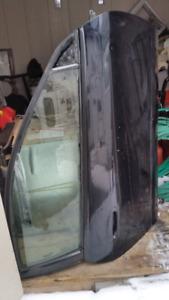 2005 RSX passenger door no rust