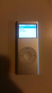 Ipod 2nd generation  (4GB)