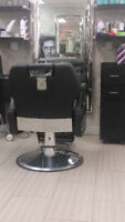 Chair rental available for hair stylist or barber ....