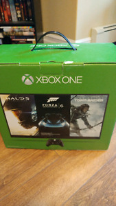 500 gb xbox one, 2 games and kinect 2.0. Asking 350 OBO