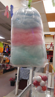 Fresh, flavourful cotton candy - perfect for birthday parties!
