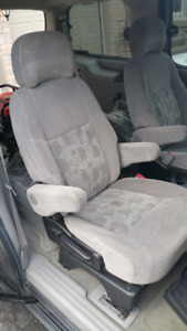 Pontiac Montana Car Seats Year 2002