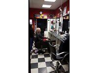 Established Barbershop leasehold