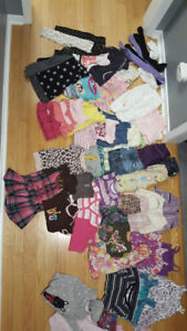 Girls mixed lot 52 pieces