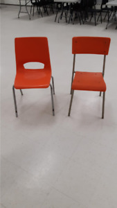 CHAIRS - Hall, Banquet, auxiliary - 80 total