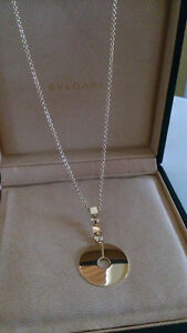 COLLIER BULGARI EN OR - BULGARI GOLD NECKLACE