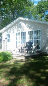 Beach front cottage for rent on Black Point, Pictou County, NS