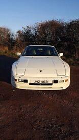 Porsche 944 2.5 LUX 924 918 912 911