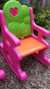 Little Tikes Rocking Chair -