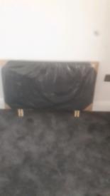 single bed haed board